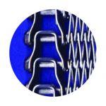 4-Mar-Grid Spiral Belting