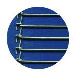 7-Light Wire Belting